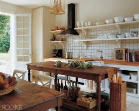 Decorating Ideas For Kitchen Islands by 28 Vintage Wooden Kitchen Island Designs Digsdigs