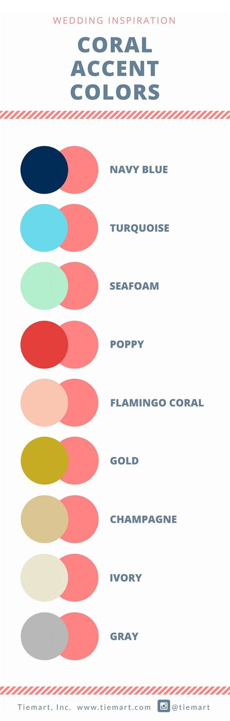 colors that go with coral best 25 coral color schemes ideas on coral