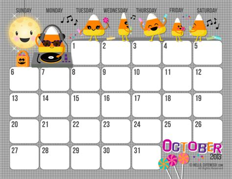 free printable 2013 calendar for kids parenting times