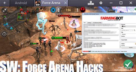 hacked apks wars arena bots hacks and cheats swfa
