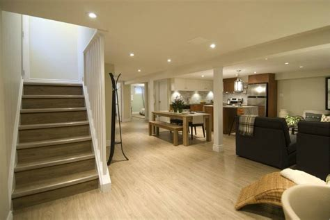 the 6 elements you need for the finished basement basement apartment basements and