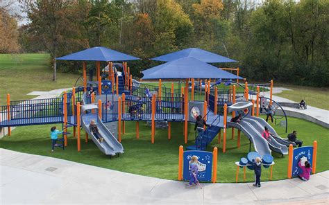 commercial playground swings fun abounds