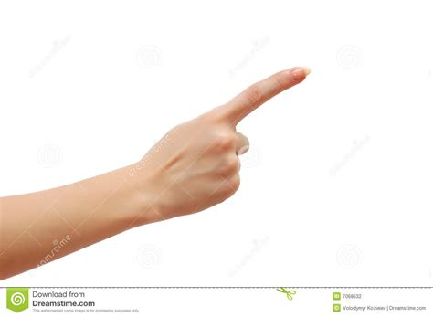 how to finger index finger stock photo image of human hand index