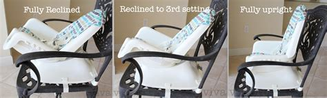 the years deluxe reclining feeding seat review