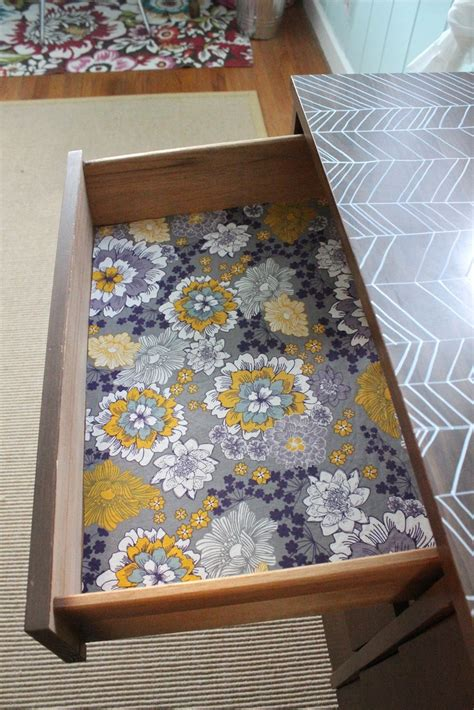 Kitchen Liners For Drawers by Best 20 Drawer Liners Ideas On Diy Drawer