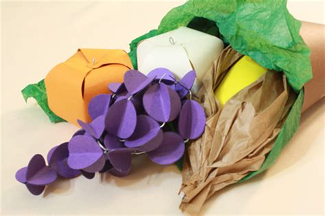 How To Make A Cornucopia Out Of Paper - paper cornucopia happy canadian thanksgiving tally s
