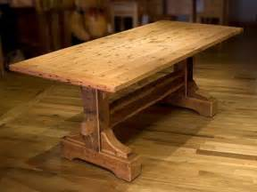 Free Dining Room Table Plans Rustic Dining Table Plans Stroovi
