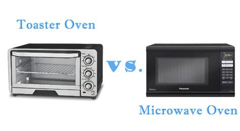 Toaster Oven Vs Oven toaster oven vs microwave oven cookingdetective