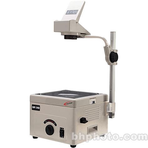 Proyektor Ohp califone luminos overhead projector ohp 2400 ohp 2400 b h