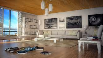 Beach House Interiors by Cgarchitect Professional 3d Architectural Visualization