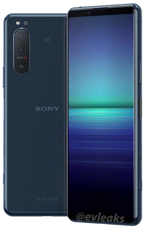 upcoming sony xperia  ii
