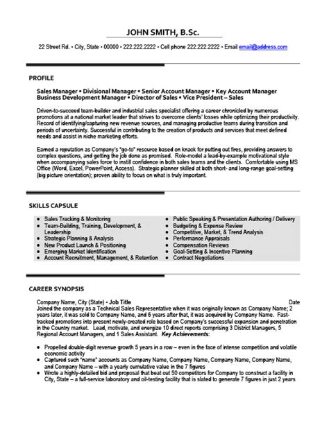 Resume Sample Of Sales Manager – Sales Manager Resume Sample & Writing Tips