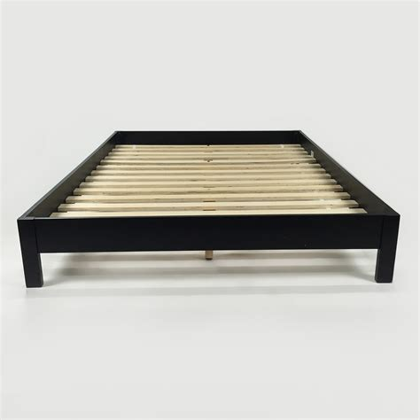 black full size bed frame 37 off boconcept boconcept black queen bed frame beds