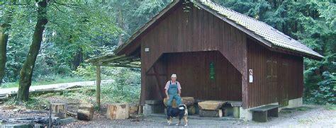 urlaub in einer waldh tte waldh 252 tte 6 forstrevier hardwald umgebung
