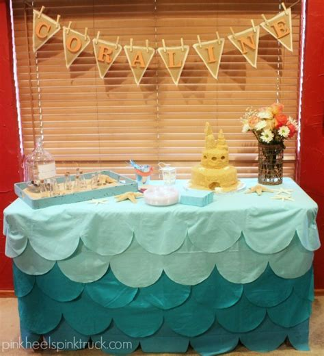 Baby Shower The Sea Theme by Baby Showers On
