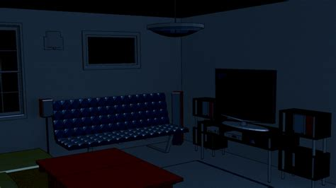 Background Of Living Room Anime Background Living Room By Bakhtiar93tiar On Deviantart