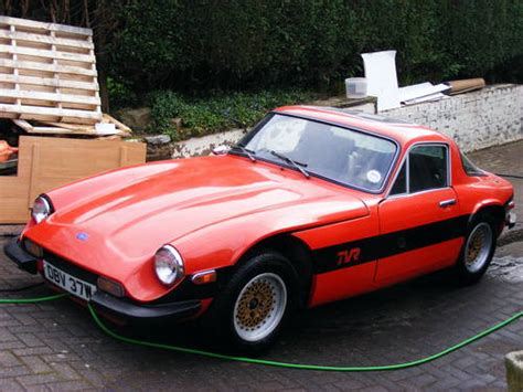 Tvr 1600m Tvr 1600m Sold 1980 On Car And Classic Uk C86933