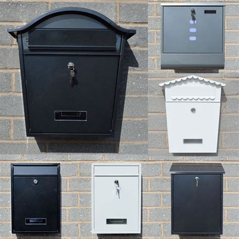 Wall Letter Box