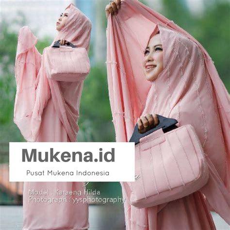 Promo Mukena Dewasa Mawadah Putih mukena mawadah mukena id