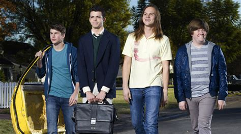 americas youngest outcasts of course america s version of the inbetweeners failed