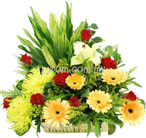 Box Flower Hadiah Gift Bunga Fresh Bunga Wisuda flower shop in ttdi florist sending flowers