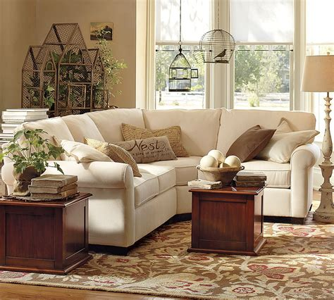 pottery barn style sofa pottery barn sectional sofas catosfera net
