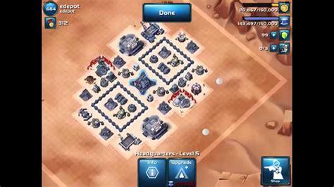 layout manager star wars commander star wars commander best lvl 5 hq base layout ver 2
