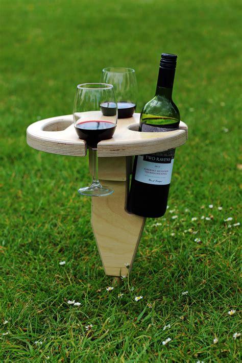 table wine cing wine table wine glass holder folding wine bottle