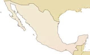 mexico geoloc blank mapsof net