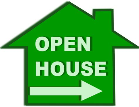 Open House Finder by Open House Clip Clipart Best