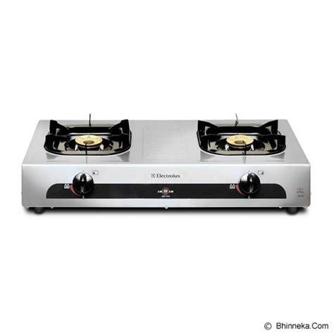 Kompor Gas Electrolux Etg 65 jual electrolux table top gas cooker etg72x murah