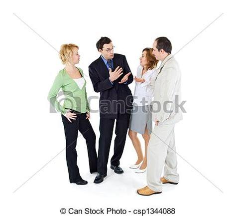 office gossip auf deutsch office gossip people group of four isolated