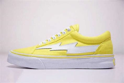 Vans X Union Oldskool Yellow special ua x skool yellow for sale durable special shoes