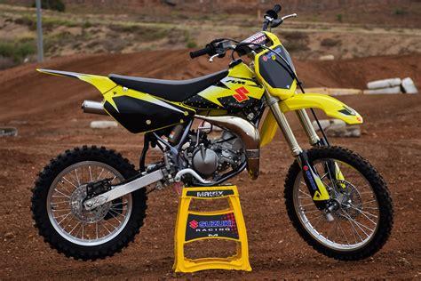 85cc motocross racing bonus race kit for suzuki s 85cc powerhouse bike review
