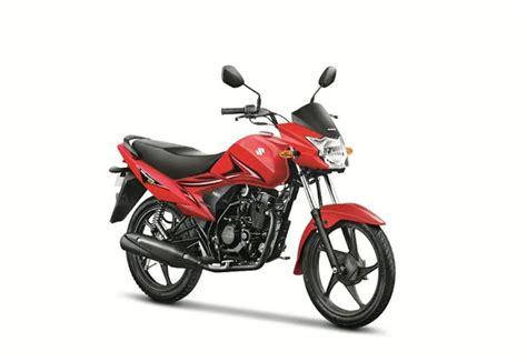 Suzuki Hayate Bike 2016 Suzuki Hayate Ep Price Launch Mileage