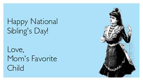 National Siblings Day Meme - happy national siblings day kiss 100 5 soo