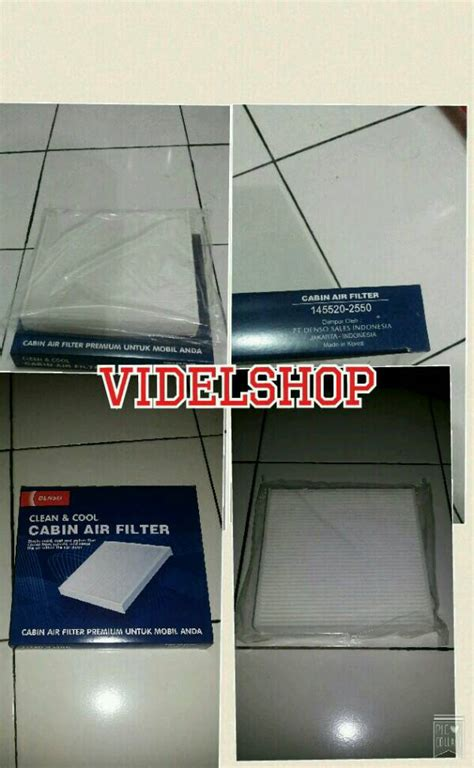 Filter Kabin All New Avanza Xenia Carbon Diskon 07 26 16 pinassotte