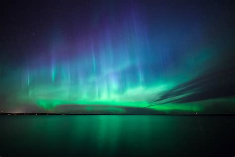 northern lights when and where northern lights could be visible denmark this weekend