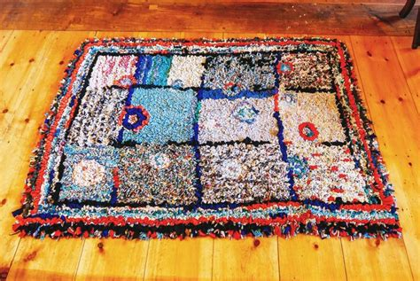 How To Make Handmade Rag Rugs - 114 best images about handmade rag rugs on to