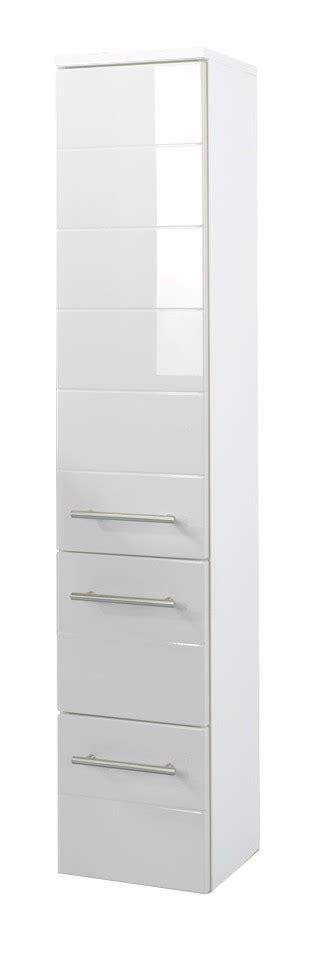schrank 1 türig badezimmer midischrank 25 cm breit bestseller shop f 252 r