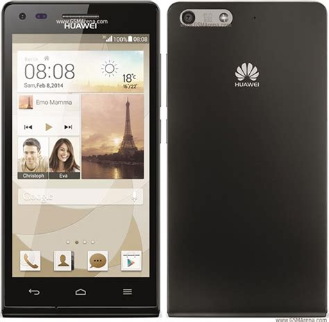 Hp Huawei Ascend P7 huawei ascend p7 mini pictures official photos