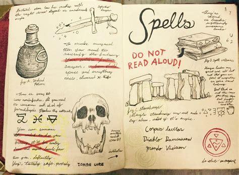 libro journal dun cur de gravity falls journal 3 replica spells by leoflynn com on anotaciones