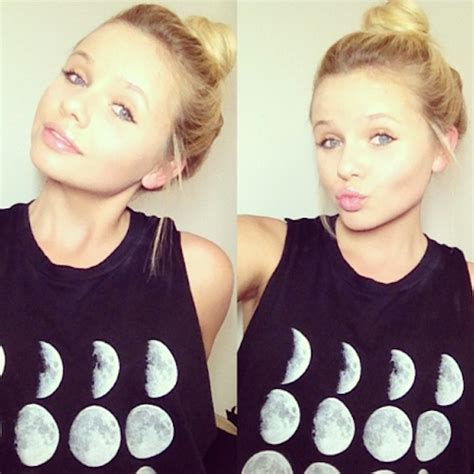 allie express hair buns find out what alli simpson s favorite hairstyle is
