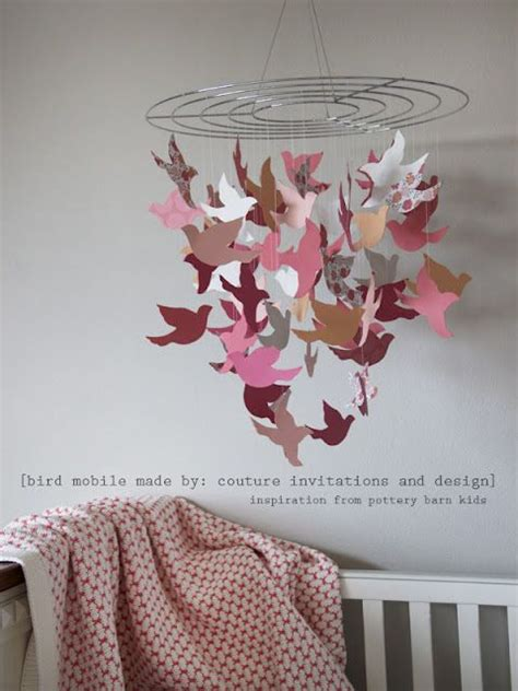 How To Make A Paper Mobile For Nursery - 121 best images about diy crib mobiles on