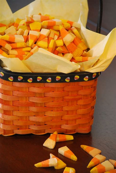 story  recipes candy corn cookies