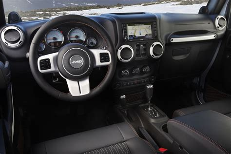 jeep interni interni jeep wrangler arctic italiantestdriver