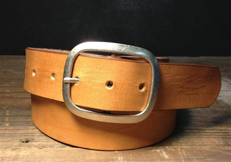 Handmade Belts Usa - leather belt handmade in usa