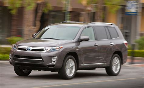 Toyota Highlander 2011 2011 Toyota Highlander Hybrid Photo