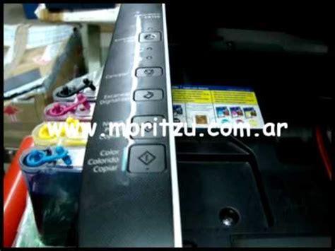 resetar cartuchos t50 como resetear el chip de un sistema de tinta continua