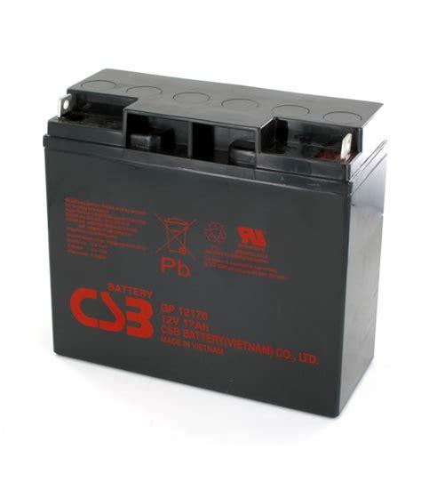 Baterai Ups 12v 17ah lead 12v 17ah gb12170 csb ups battery
